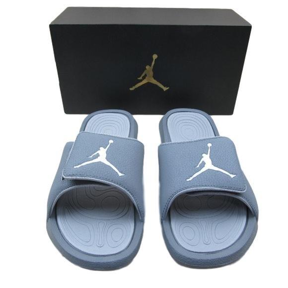 29a611714 Jordan Hydro 6 Grey Slides Men s Size 10